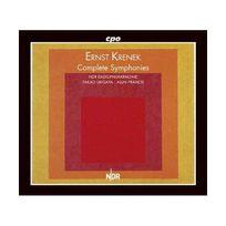 Cpo - Intégrale des Symphonies & Concerto Grosso op. 25