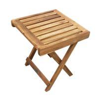 Cemonjardin - Table basse Fidgi en acacia