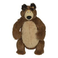 Simba Dickie - Peluche ours Michka 43 cm