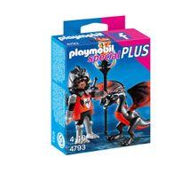 PLAYMOBIL - SPECIAL PLUS - Chevalier avec dragon