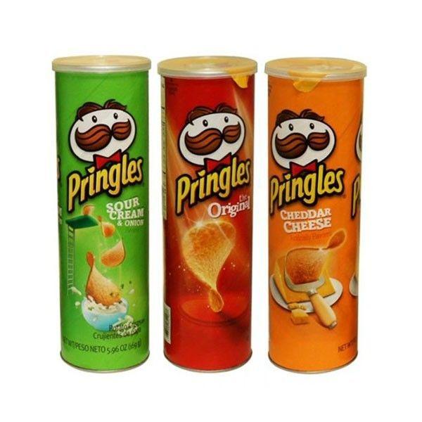 Cis Boite cachette Stash boîte apéro Pringle