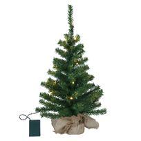 Xmas Living Glass - Tree - Arbre de Noël 20 Led H60cm - Guirlande et objet lumineux designé par