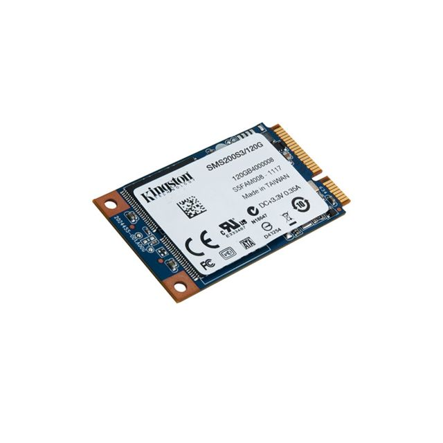 KINGSTON - SSDNow mS200 mSATA 120 Go
