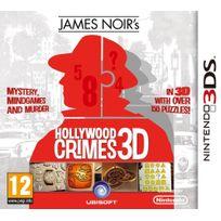 Ubi Soft - James noir's hollywood crimes 3D - Nintendo 3DS - Import anglais