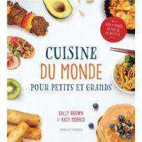 Modus Vivendi - cuisine du monde ; pour petits et grands