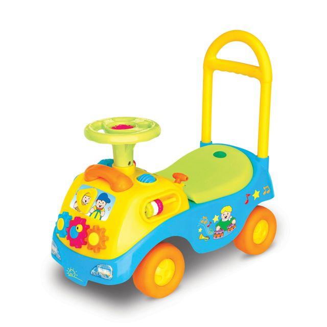 CARREFOUR BABY - Porteur sonore multi-activité