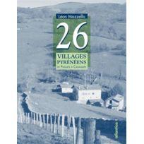 Atlantica - 26 villages pyrénéens ; de Pasajes à Cadaqués
