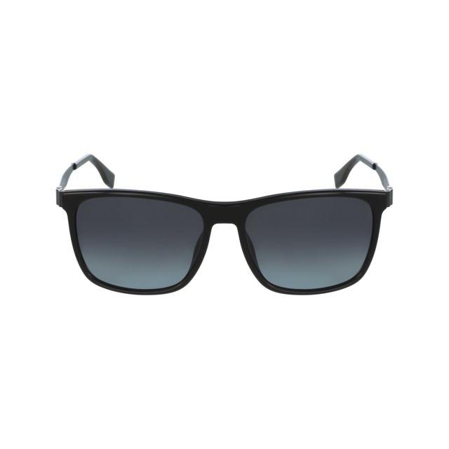 ab096196ce04a7 Hugo Boss - Boss-0671-S Lb0 HD Noir - Lunettes de soleil - pas cher Achat    Vente Lunettes Tendance - RueDuCommerce