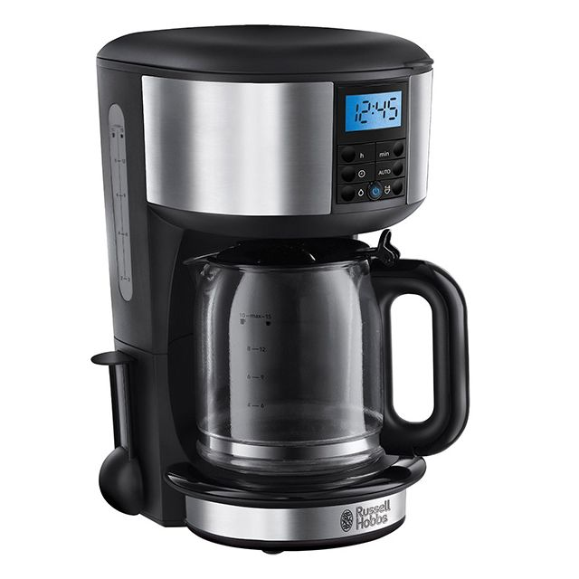 RUSSELL HOBBS cafetière programmable 15 tasses 1000w - 20681-56