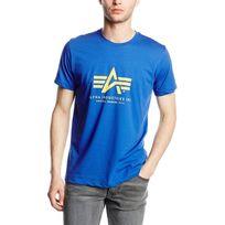Alpha Industrie - T-shirt Alpha Industries Basic