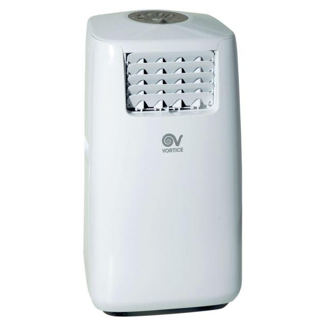 vortice climatiseur mobile monobloc vort kryo polar 10. Black Bedroom Furniture Sets. Home Design Ideas