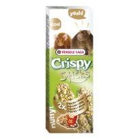 Versele Laga - Crispy sticks pop corn et noix pour rongeurs