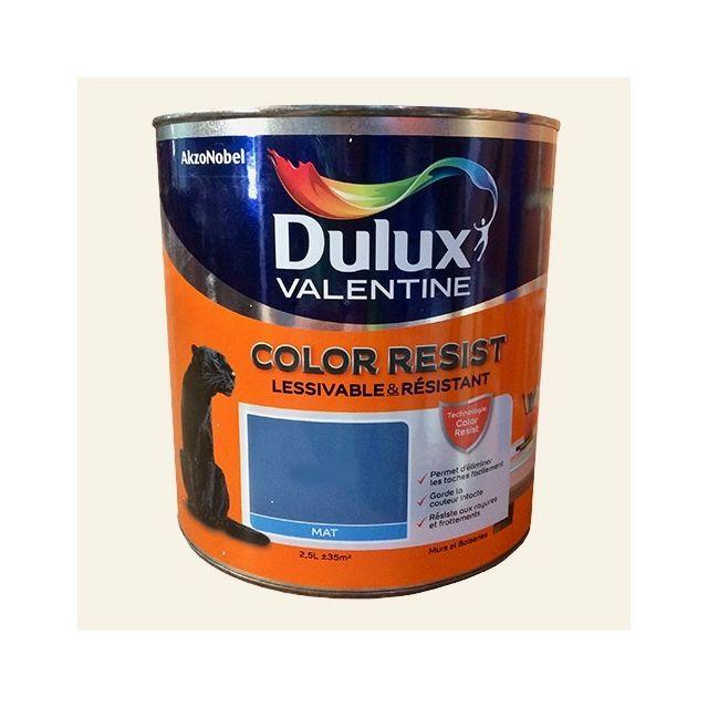 Dulux Valentine - Peinture acrylique Color