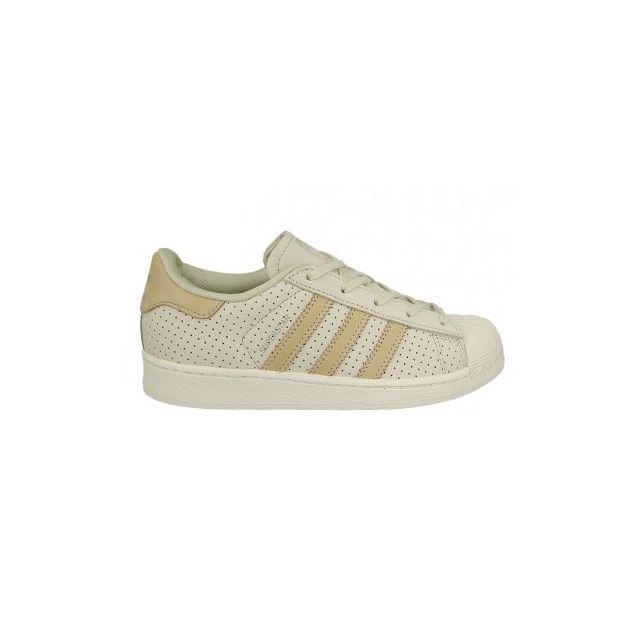 7838ac0eca87a quality design 1310c 3cd26 Adidas - Superstar Fashion C - Bb2526 - Age -  Enfant