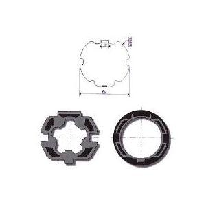 Somfy - Jeu d'adaptation moteur pour Lt 50 tube Zf 64 centré - 9410400