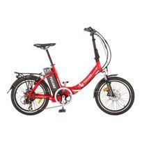 Tucano - Vélo électrique pliable Basic Renan rouge