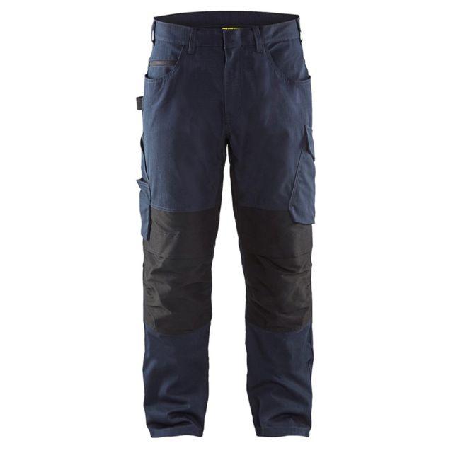 Blaklader Pantalon de travail services ripstop