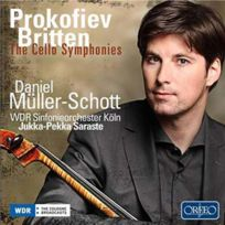 Orfeo - Serge Prokofiev | Benjamin Britten - Symphonies pour violoncelle