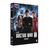 France Television - Coffret Doctor Who Intégrale de la Saison 7 Dvd