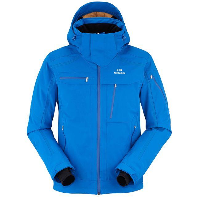 Eider - Veste De Ski   Snow Niseko 3.0 Active Blue Homme - pas cher Achat    Vente Blouson de ski - RueDuCommerce b7838c9c1b9