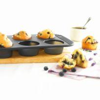 Mastrad - Moule à 9 Mini Muffins