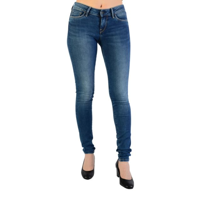 Pepe Jeans - Jeans Soho - pas cher Achat