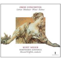 Pan Classics - Concertos Pour Hautbois