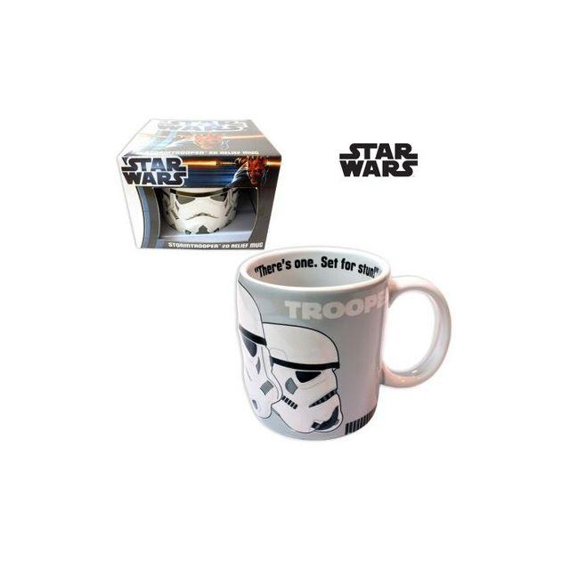 Kas Design Mug Stormtrooper 2D Star Wars