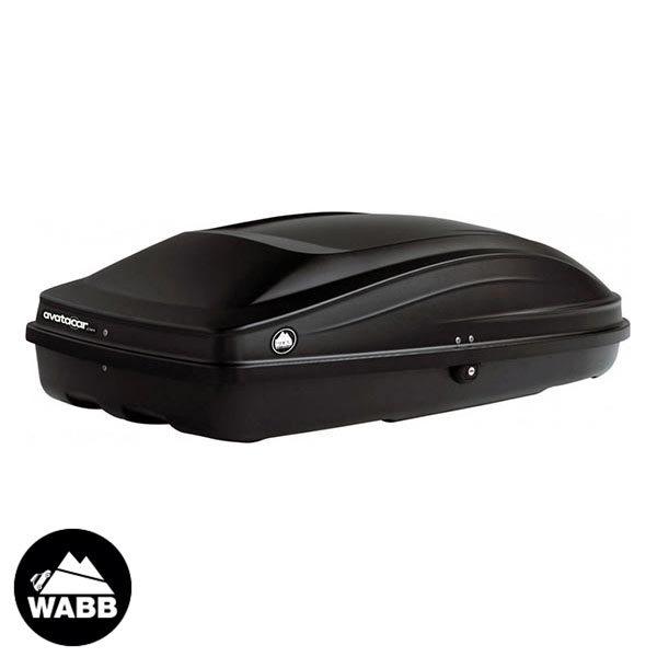 Coffres de toit S noir 240 Litres