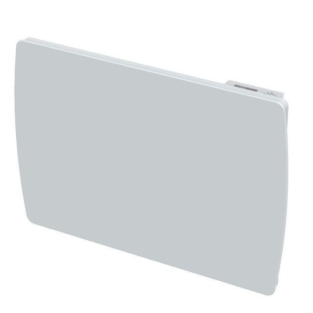 carrera radiateur inertie verre blanc fire 1000 w pas cher achat vente radiateur inertie. Black Bedroom Furniture Sets. Home Design Ideas