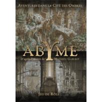 Les Xii Singes - Jeux de rôle - Abyme Jdr - Aventures dans la Cité des Ombres