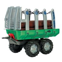 Rolly Toys - Timber Trailer - Véhicule pour Enfant