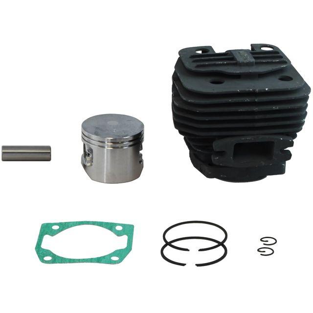 piston segments pour élagueuse diamètre piston 34mm Kit de réparation