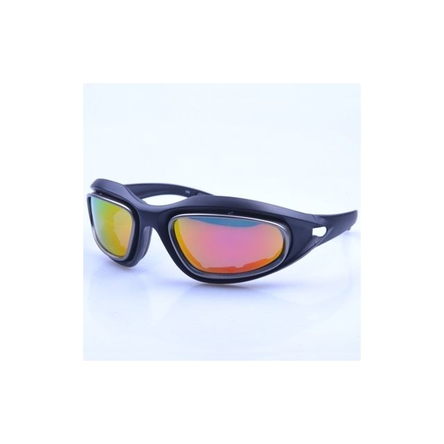 Wewoo - Pour le tir, vélo, ski et golf Lunettes de soleil Uv400 élégantes bae815b18d22