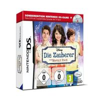 Disney - Die Zauberer vom Waverly Place Sonderedition Game + Dvd, import allemand