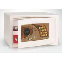 TECHNOMAX - Coffre-fort de sécurité à poser serrure à combinaison électronique -745/ELP