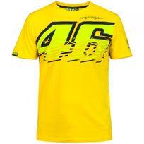 Vr 46 - T-shirt Yellow Vr46