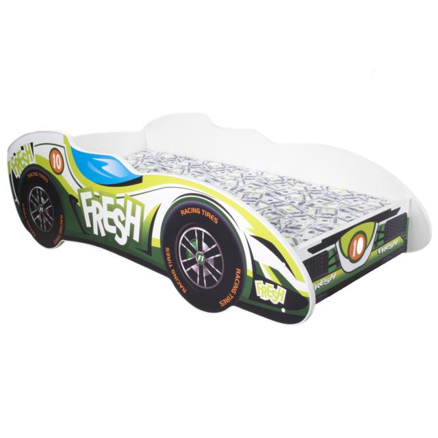 Other Lit pour un enfant - F1 - Fresh Car MATELAS Gratuit 140 x 70 cm