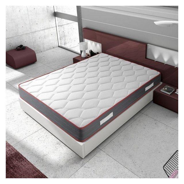 marckonfort matelas m moire de forme ergo therapy 160x200 18 cm paisseur achat vente. Black Bedroom Furniture Sets. Home Design Ideas