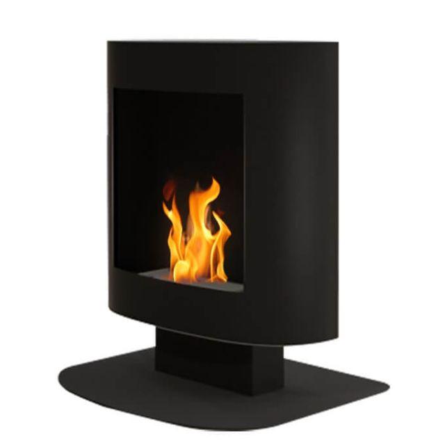 empasa chemin e thanol oakland bio thanol noir pas cher achat vente chemin es. Black Bedroom Furniture Sets. Home Design Ideas
