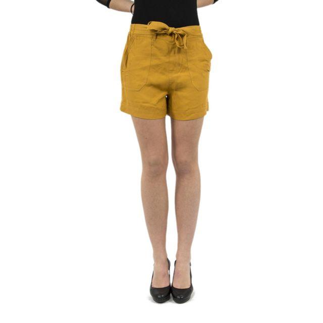 Salsa Jeans Bermuda salsa 119176 elaine jaune