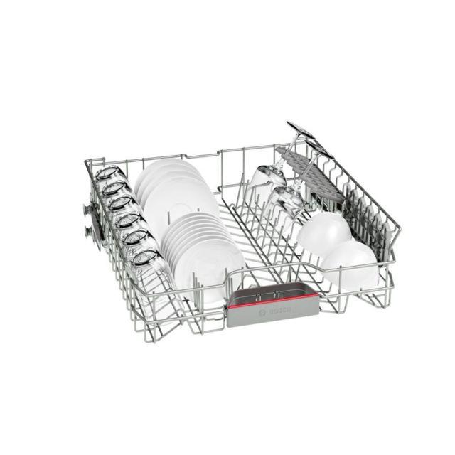 Bosch Lave-vaisselle SuperSilence - SMV46MX03E - Blanc