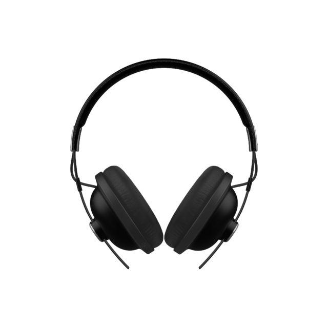 PANASONIC Casque audio sans fil - Autonomie environ 24 h - Temps de charge envrion 3.5 h - Noir