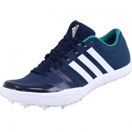 new concept d1328 852df Adidas originals - Chaussures Bleu Adizero Lj Athlétisme Homme Adidas