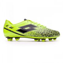 Lotto - Chaussure de football Zhero Gravity Viii 700 Fg Yellow safety-Black Taille 42