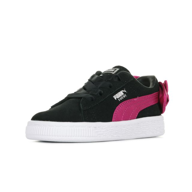 the latest 4e761 9174a Puma - Suede Bow Ac Inf. Pointure pour enfant