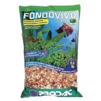 No Name - Prodac - Substrat Naturel FondoVivo pour Aquarium - 2,5Kg