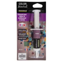 Resinence - Colorant béton Résinence - Color Mineral - 20 ml - Parme
