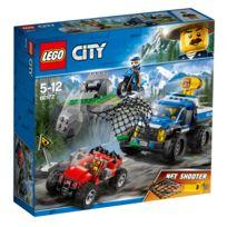Lego - 60172 City™ : La course-poursuite en montagne