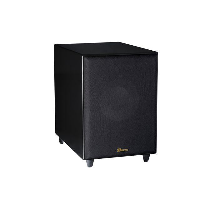 davis acoustics caisson de basse basson77 laque pas cher achat vente enceintes hifi. Black Bedroom Furniture Sets. Home Design Ideas
